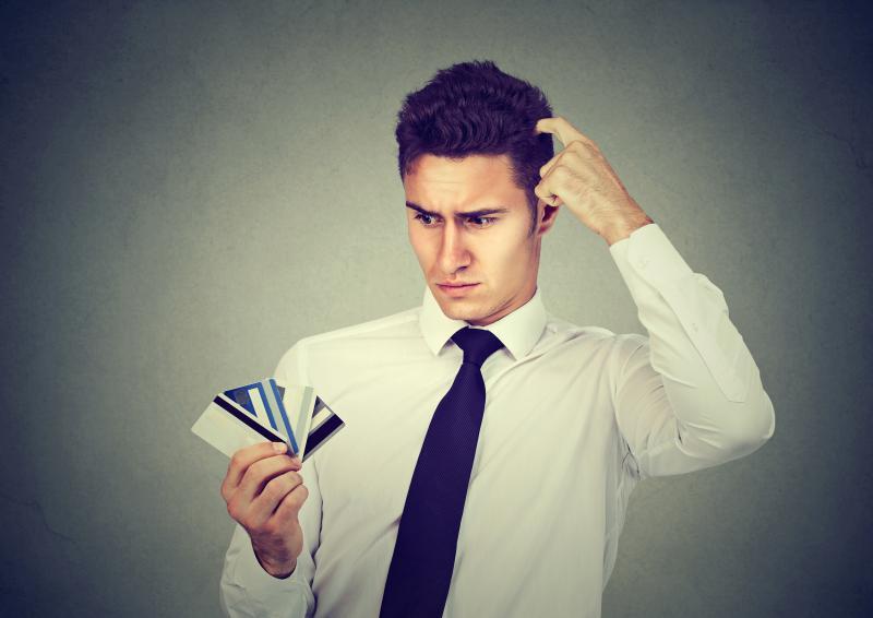 Välja kreditkort till företaget